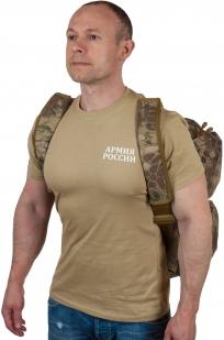 Камуфляжная сумка для походов Русская Охота - заказать в подарок