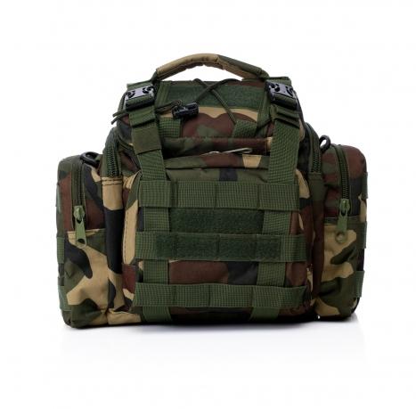 Камуфляжная сумка на плечо и пояс под камеру или фотоаппарат купить недорого