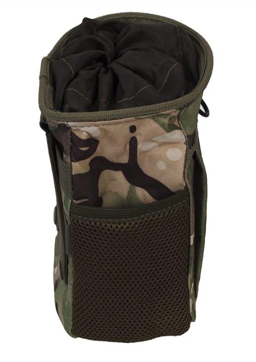 Камуфляжная сумка под флягу с эмблемой МВД - практичный подарок чекисту