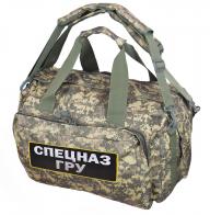 Со снабжения ВС РФ. Камуфляжная сумка-рюкзак Спецназа ГРУ