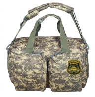 Камуфляжная тактическая сумка-рюкзак с нашивкой Танковые Войска