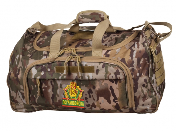 Камуфляжная тревожная сумка 08032B Погранвойска - заказать выгодно
