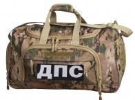 Камуфляжная тревожная сумка 08032B с нашивкой ДПС