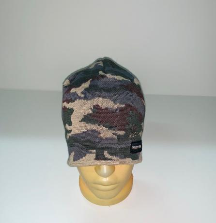 Камуфляжная зачетная шапка