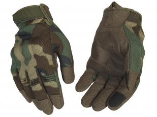 Камуфляжные армейские перчатки
