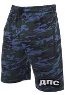 Камуфляжные летние шорты