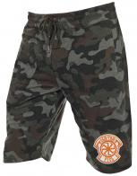 Камуфляжные милитари шорты