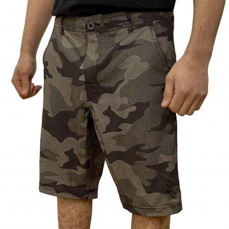 Камуфляжные мужские шорты от DaHui Hybrid
