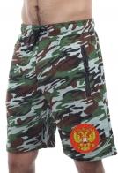 Камуфляжные мужские шорты РФ
