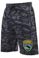 Камуфляжные мужские шорты.