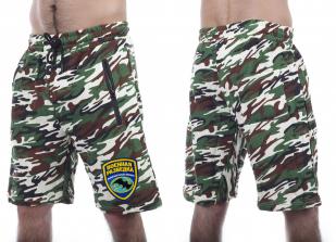 Камуфляжные шорты с карманами оптом в Военпро