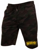 Камуфляжные военные шорты