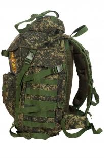Камуфляжный армейский ранец с эмблемой МВД оптом в Военпро