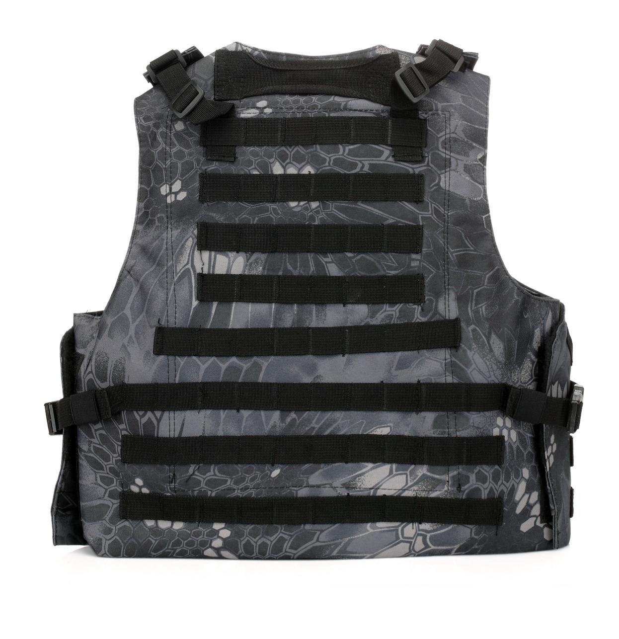 Камуфляжный армейский разгрузочный жилет оптом и в розницу