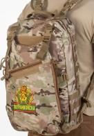 Камуфляжный армейский рюкзак пограничника