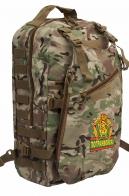 Камуфляжный армейский рюкзак пограничника - заказать с подарок