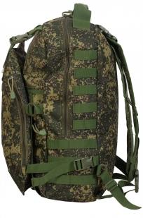Камуфляжный армейский рюкзак с нашивкой ДПС - заказать в розницу