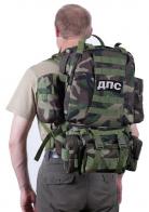 Камуфляжный армейский рюкзак US Assault ДПС - заказать с доставкой