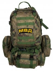 Камуфляжный большой рюкзак-трансформер МВД - купить в подарок