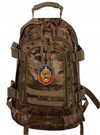 Камуфляжный эргономичный рюкзак с нашивкой УГРО - купить оптом