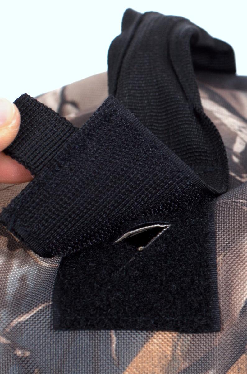 Камуфляжный крутой милитари-рюкзак с нашивкой ДПС - купить выгодно
