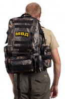 Камуфляжный милитари рюкзак МВД от US Assault - купить выгодно