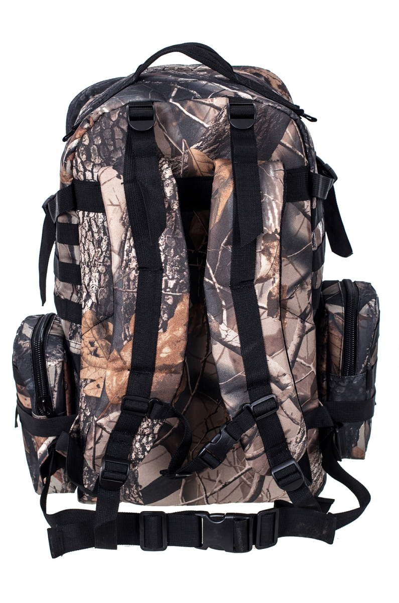 Камуфляжный милитари рюкзак МВД от US Assault - заказать с доставкой