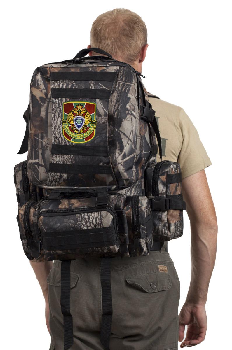 Камуфляжный милитари рюкзак Погранслужба от US Assault - заказать выгодно