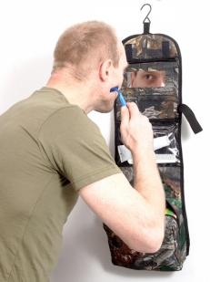 Камуфляжный несессер военнослужащего