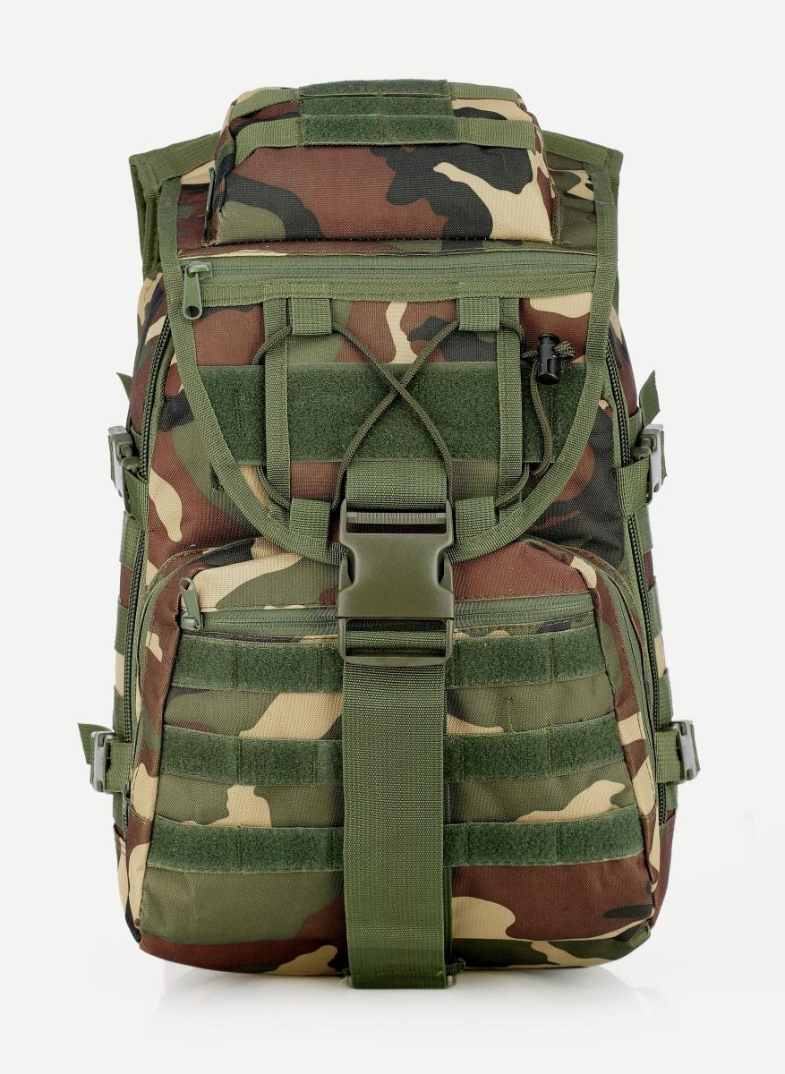 Камуфляжный походный рюкзак для ноутбука купить недорого