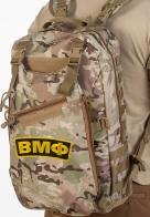 Камуфляжный рейдовый рюкзак с нашивкой ВМФ - купить выгодно
