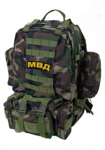 Камуфляжный рейдовый рюкзак US Assault МВД - заказать в розницу