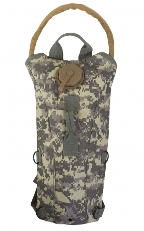Камуфляжный рюкзак ACU с гидропаком