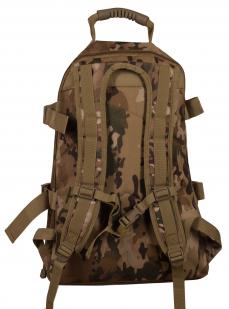 Камуфляжный рюкзак для охотника с нашивкой Русская Охота - купить по низкой цене