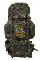 Камуфляжный рюкзак с нашивкой Балтфлот.