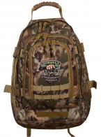 Камуфляжный рюкзак с нашивкой Охотничьих войск