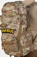 Камуфляжный штурмовой рюкзак МВД - купить онлайн