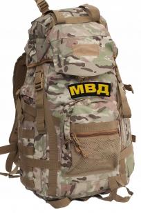 Камуфляжный штурмовой рюкзак МВД - заказать онлайн