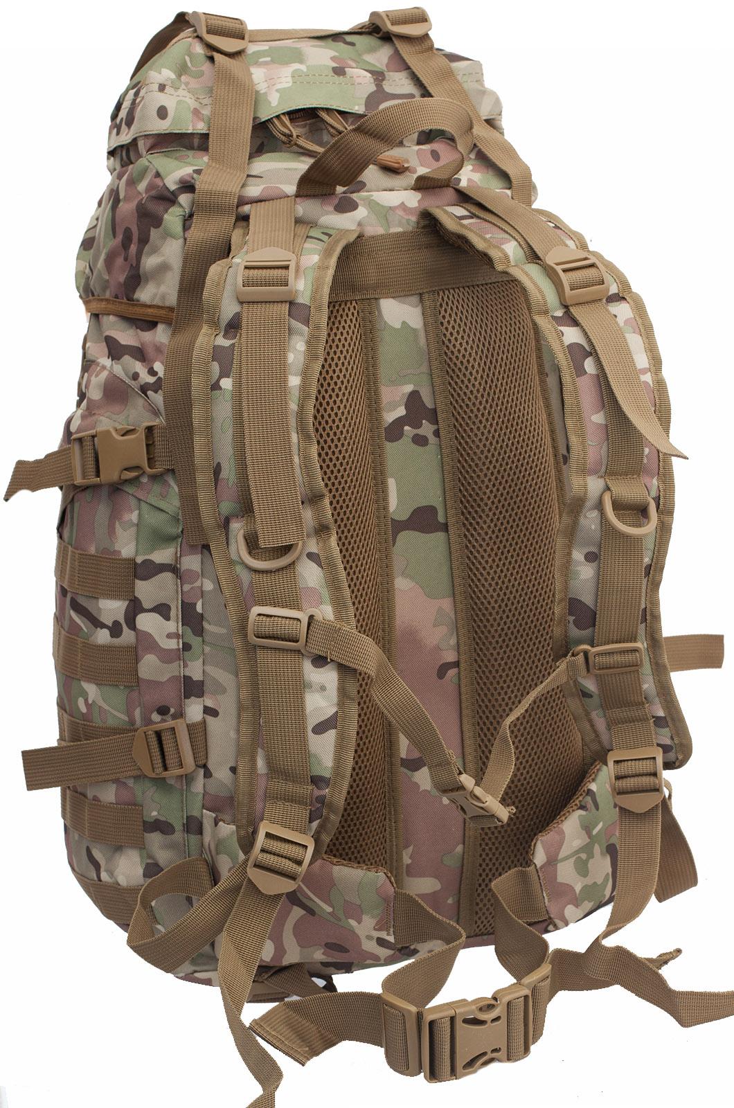 Камуфляжный штурмовой рюкзак МВД - заказать в подарок