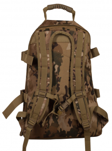 Камуфляжный штурмовой рюкзак пограничника - заказать в розницу