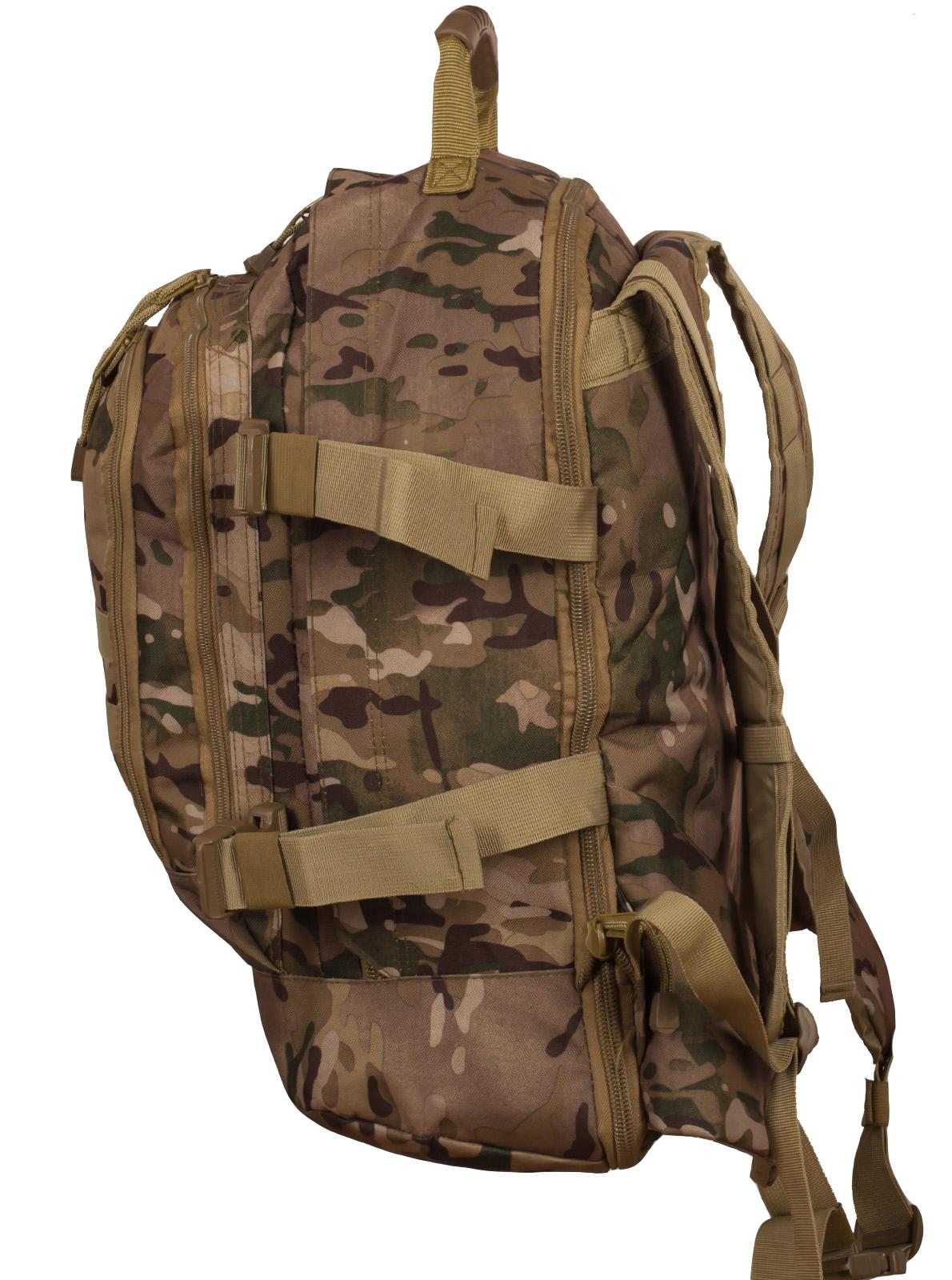 Камуфляжный штурмовой рюкзак пограничника - купить оптом