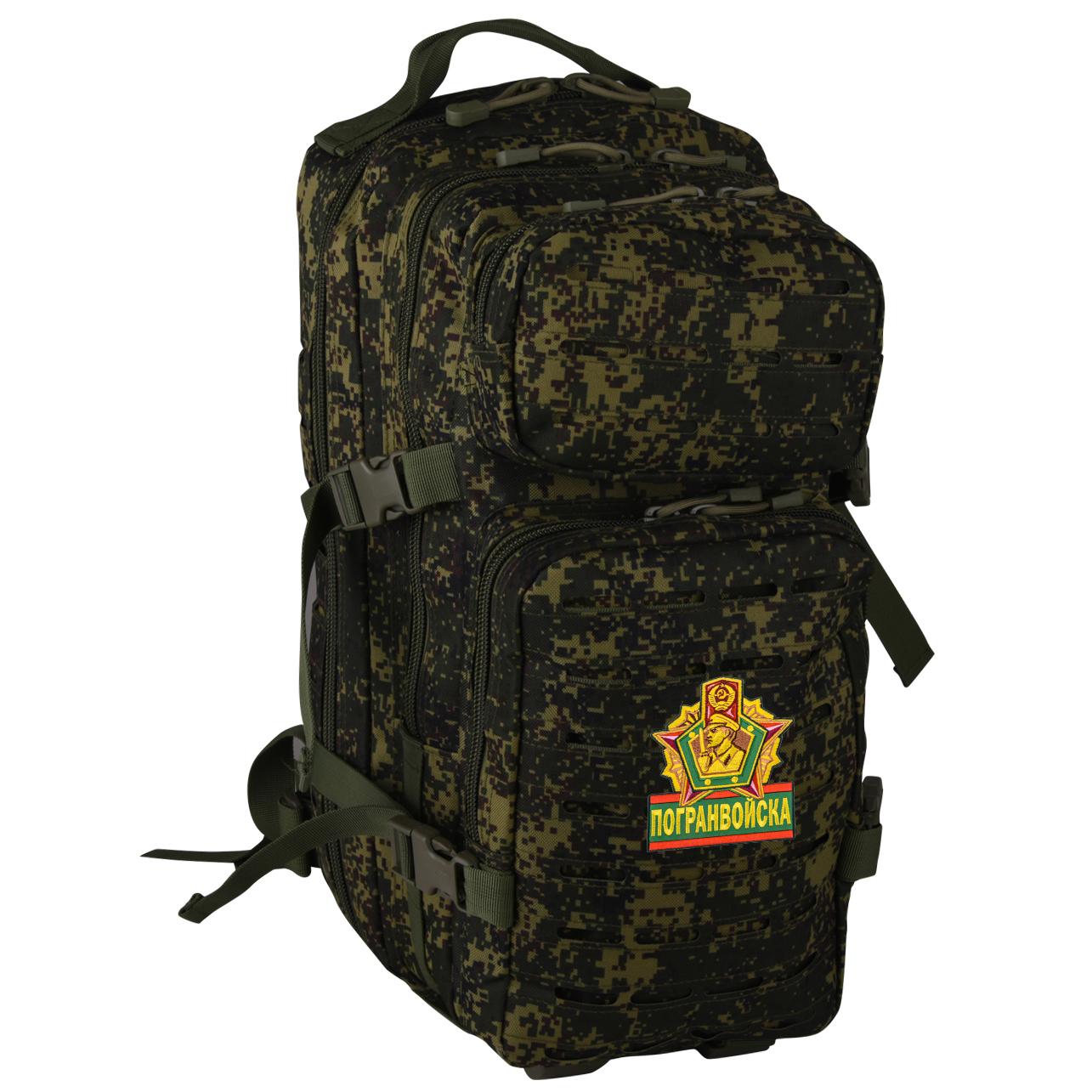 Камуфляжный штурмовой рюкзак Погранвойска - заказать онлайн