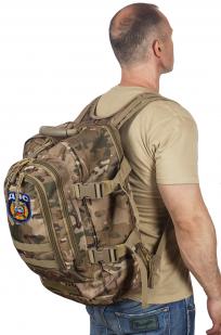 Камуфляжный штурмовой рюкзак с нашивкой ДПС - купить выгодно
