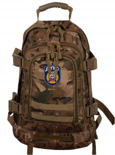 Камуфляжный штурмовой рюкзак с нашивкой ДПС - купить оптом