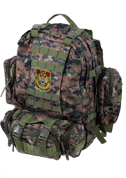 Камуфляжный штурмовой рюкзак US Assault ПОГРАНСЛУЖБА - заказать в розницу
