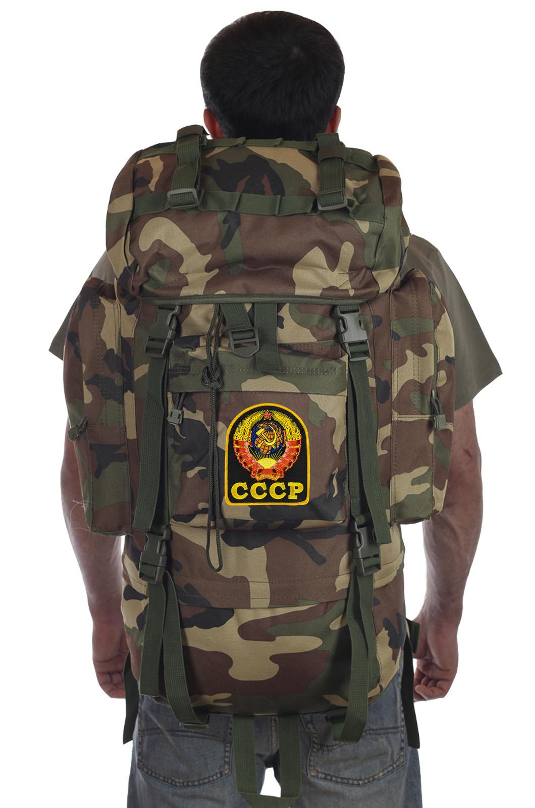 Камуфляжный тактический рюкзак CCE СССР
