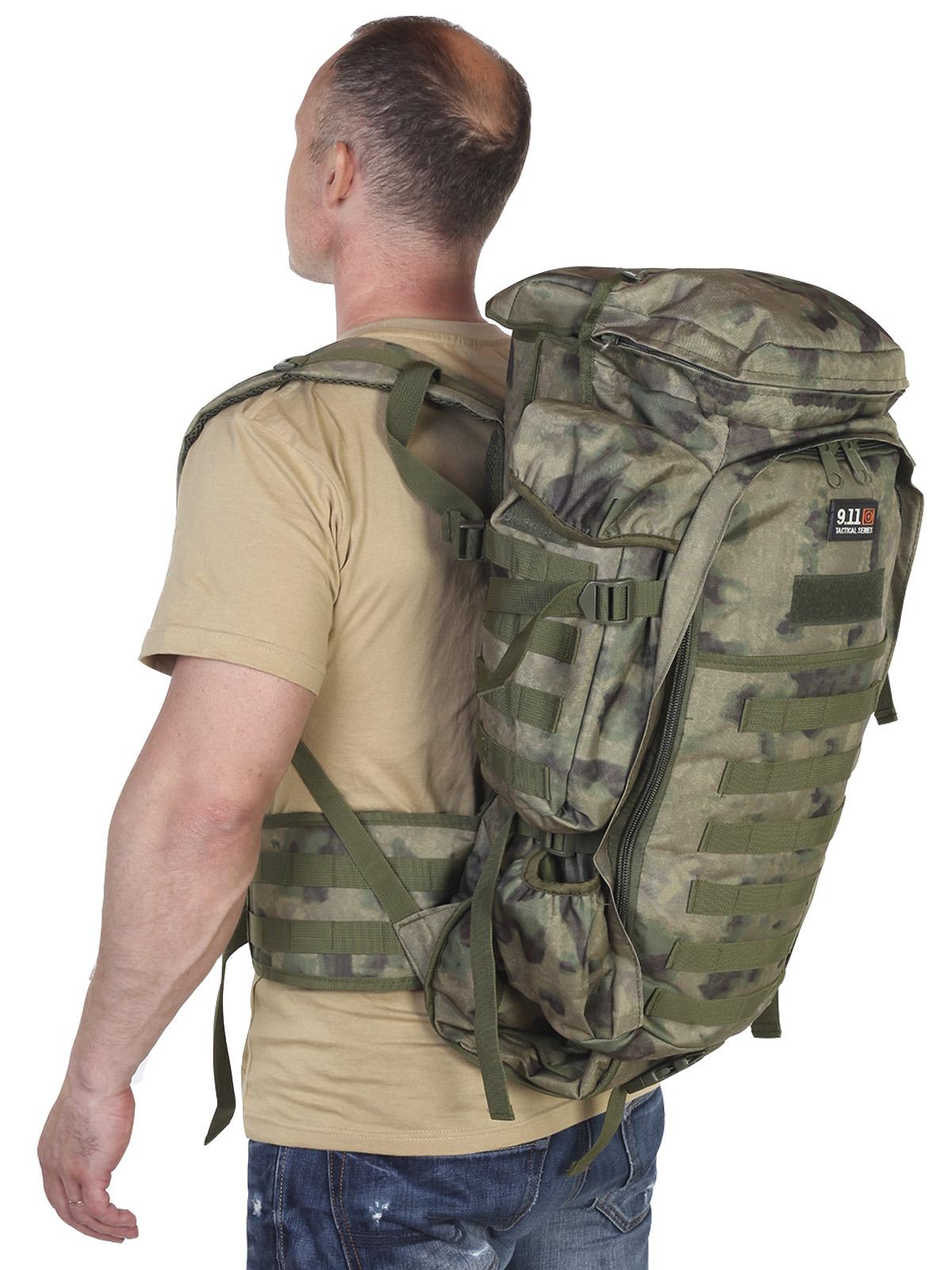Практичные армейские сумки и вещмешки