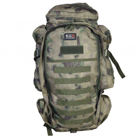 """Камуфляжный тактический рюкзак для винтовки (камуфляж Росгвардии """"Мох"""")"""