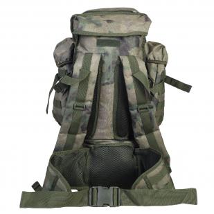"""Камуфляжный тактический рюкзак для винтовки (камуфляж Росгвардии """"Мох"""") недорого"""