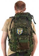Камуфляжный тактический рюкзак с нашивкой ФСО - заказать выгодно